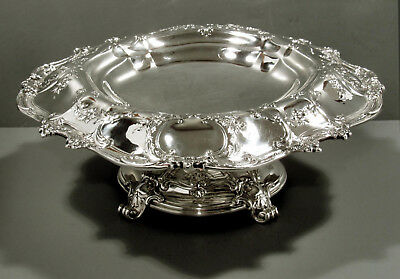 "Gorham Sterling Silver Compote        c1905 "" MARTELE STYLE ""    SPECIAL ORDER"