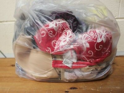 LARGE Job Lot of 3 KG of Womens BRAS Mixed Sizes and Styles Various Brands - 210