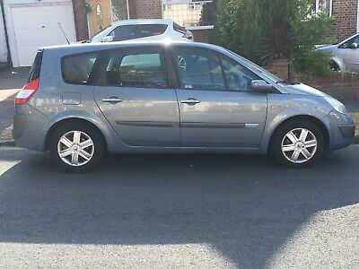 Renault Grand Scenic 1.6L Dynamique - 7 Seater - 05 Reg - 2 Owners 43,199 miles