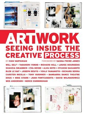 Art Work,Vartanian, Ivan,New Book mon0000017745