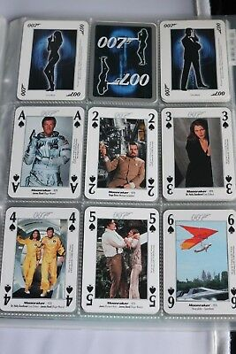 James Bond 007 Playing Cards (Series 2) EON Productions - 2002