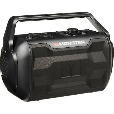 Monster NOMAD 30W Portable Water-Resistant Wireless Bluetooth Speaker