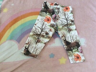 Baby Girls Next Horse Leggings 3-6mths