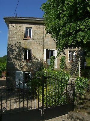 Holiday Cottage Gite Limousin France Aug Week 4-11 Sleeps 4/6 + Cot + Pet