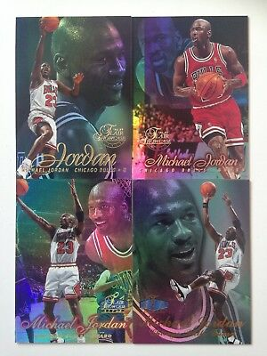Flair Showcase | Michael Jordan | 96-97