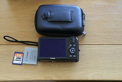 canon s90 with accessories in good condition