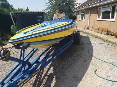 21ft Speed Boat
