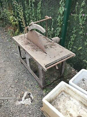 pto saw bench