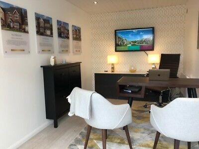 Marketing suite Showroom Pop up shop Bar Prices From £649 Per M