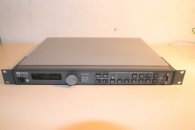 HP QA 100 Quality Adviser SDI - Limiter 4:2:2 Legalizer mit Composite out