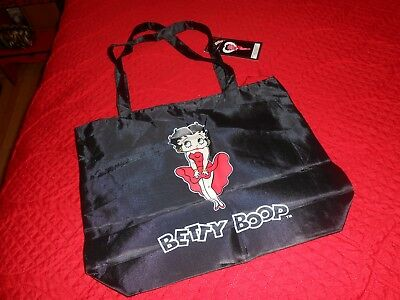 Betty Boop Reuseable Tote Bag New with tag Nice for all times