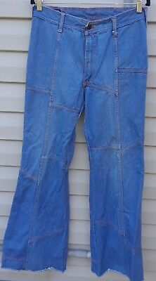 70's vintage Brittania Bell Bottom jeans 33