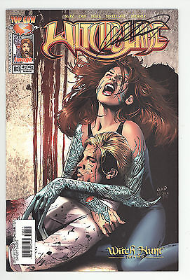Witchblade (1995) #83 Land Cover Signed by Greg Land no COA First Print VF/NM