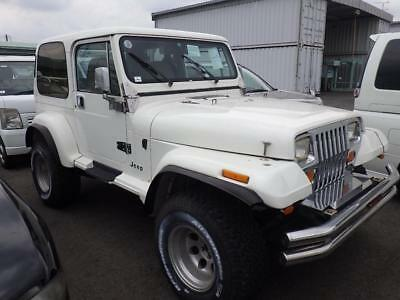 1987 Jeep Wrangler 4.2 Hard Top 3dr