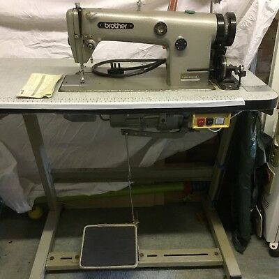 brother industrial sewing machine.....good condition