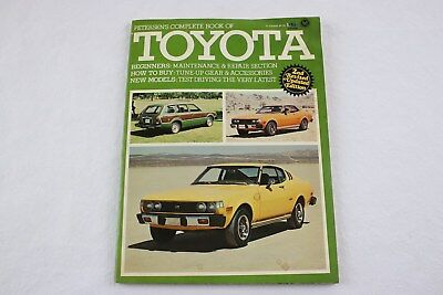1977 Petersen's Complete Book of Toyota