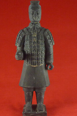 Terracotta Warrior, Officer, Chinese Army Soldier.