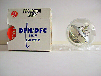 DFN/DFC Projector Projection Lamp Bulb GE USA BOX MEXICO LAMP *AVG 15-HOUR*