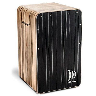 Cajon Schlagwerk Fineline CP608 Comfort Dark Night Percussion NEU