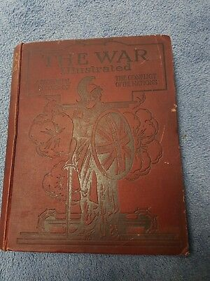 The War Illustrated John Hammerton Volume 4 The Great War Feb 1916 to Aug 1916
