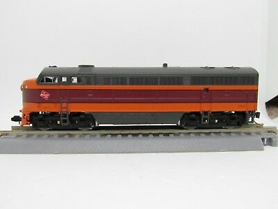 N Scale Life Like Powered Locomotive C-Liner Milwaukee Road
