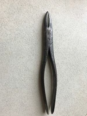 Antique J. D. Chevalier  Dental Forceps  Tooth Extractor