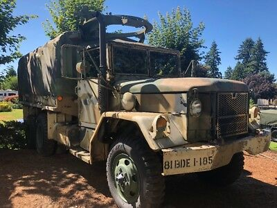 *No Reserve* 1970 M35A2 Military Deuce and Half 2.5ton Multifuel 6x6 Army Truck