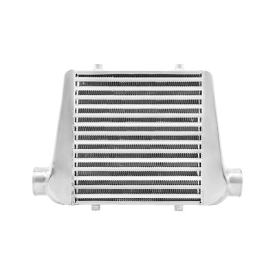 "CXRacing Universal Front Mount Tube & Fin 18x12x3 Intercooler 3"" Inlet & Outlet"