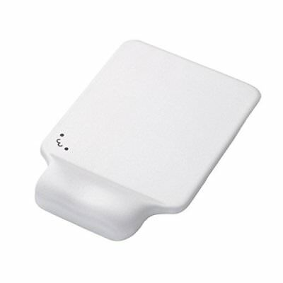 Elecom mouse pad MP-GELWH gel white JAPAN