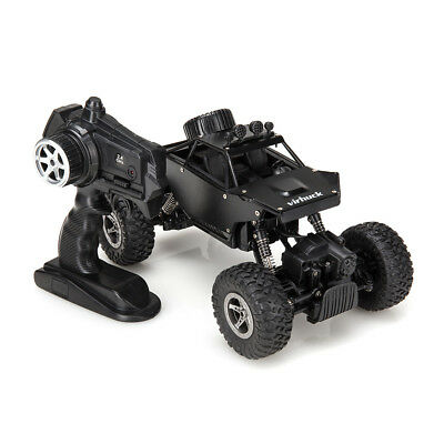 Electric 1:12 Scale 2.4G 4 Wheel Drive RC Car 25 km/h Off-road Crawler Truck USA