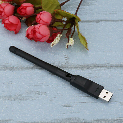 150Mbps USB 802.11n Wi-Fi Ethernet Wireless Adapter Card with 2dbi Antenna CCA