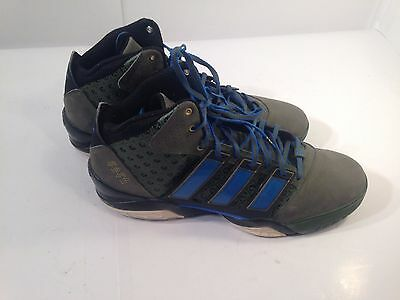 size 40 c6992 990f9 Adidas Dwight Howard 2 Adipower Basketball Shoes Mens Size 13 Pre Owned  G49115