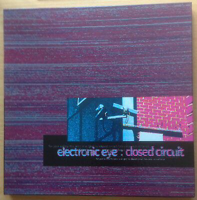 "Electronic Eye ""Closed Circuit"" / Richard H. Kirk / Vinyl box / Cabaret Voltaire"