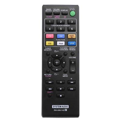 Universal RM-AMU142 Remote Control for Sony CD Micro Hi-Fi CMT-50IP Audio System