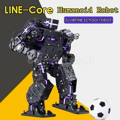 18DOF Humanoid Robot Biped Robot Assembled Educational Robot Dancing from China
