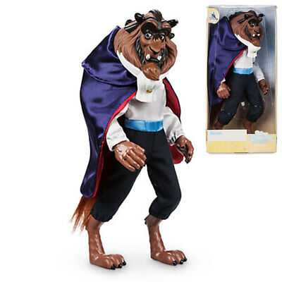 NEW Official Disney Beauty and The Beast 33 centimetre Beast Classic Doll