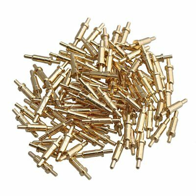 100pcs 8.5mm Length High Current Guide Pin PCB Test Probes Pogo Pins Connector