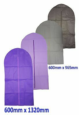 """High Quality Garment Suit 40""""/ Dress 53"""" Clothes Cover Travel Bags Lightweight"""