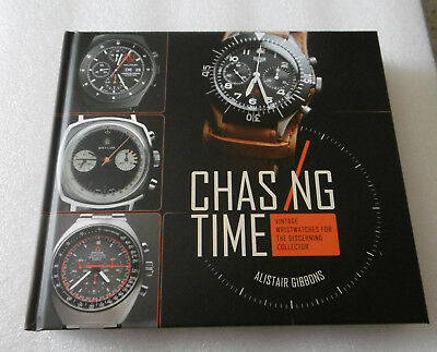 Buch book Chasing Time