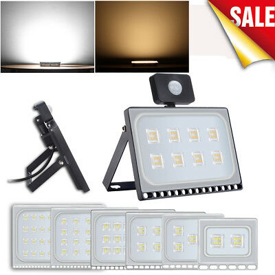 LED Floodlight 10W 20W 30W 50W 100W 300W Outdoor Security Wall Lights IP67 Cool