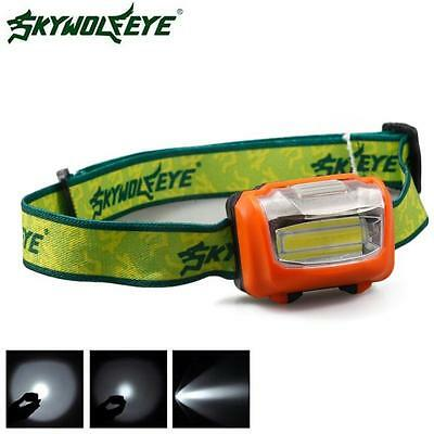 1000LM Mini LED Headlamp Headlight Flashlight Torch For Camping Hiking Home