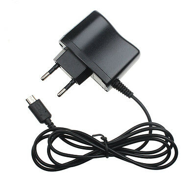 EU Plug Home Travel Wall Charger Power Adapter for Nintendo DS Lite NDSL 1PC