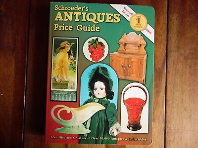Schroeder's Antiques Price Guide Sc 2001