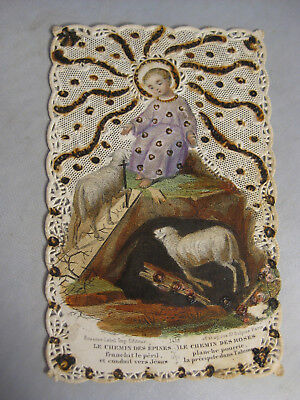 Andachtsbild Heiligenbild Canivet Santino Holy card