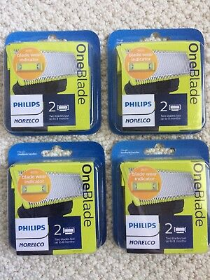 Philips Norelco OneBlade Replacement Blades New
