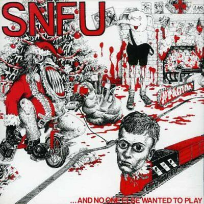 Snfu - And No One Else Wanted To Play (CD Used Like New)