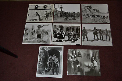 LEE VAN CLEEF - RARE COLLECTION Production STILLS & Theater LOBBY Cards/Posters