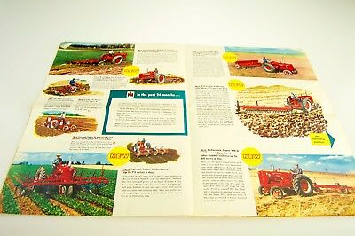 1953_Ih_International Harvester_Farmall Fast-Hitch Super_Tractor_Sales Brochure