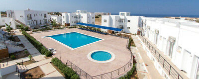 1 Bed Penthouse Apartment On Small Complex, Pool, North Cyprus, Near to Kyrenia