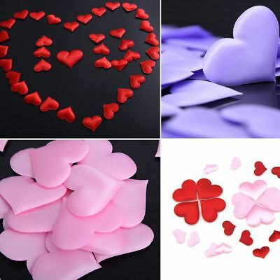 New Arrival Throwing Heart Petals Valentines Day Wedding Table Decoration